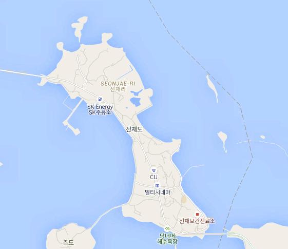 Seonjaedo island